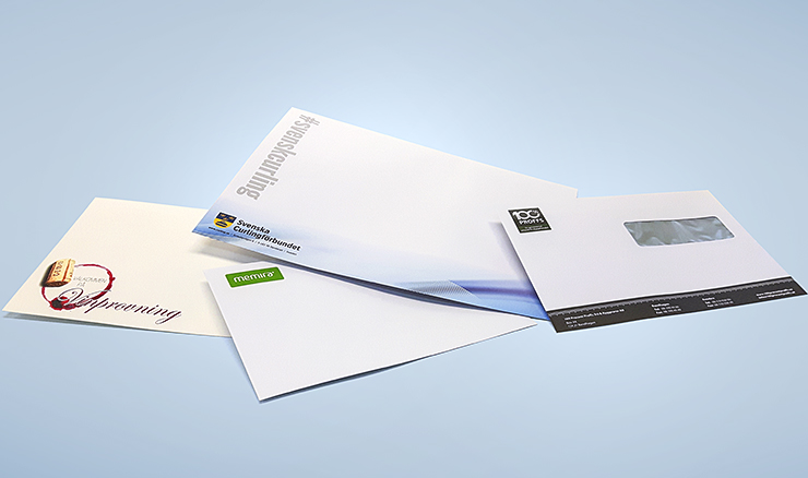 Allt du behöver veta om kuvert